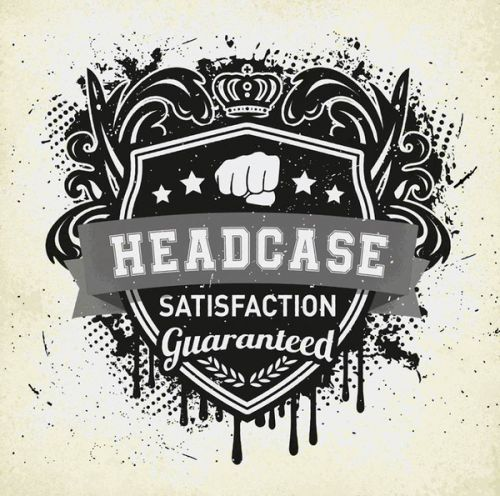 "HEADCASE ""Satisfaction Guaranteed"" LP"