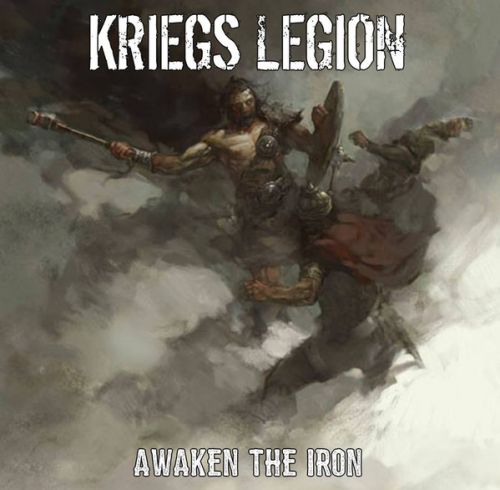 "KRIEGS LEGION ""Awaken The Iron"" CD (Digipack)"
