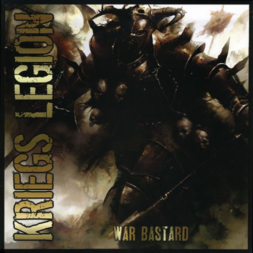 "KRIEGS LEGION ""War Bastard"" CD"