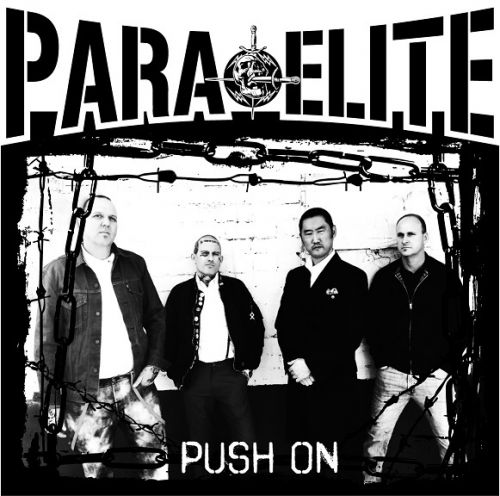 "PARA ELITE ""Push On"" CD"