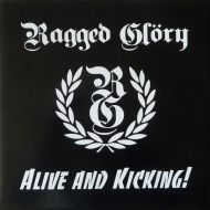 "RAGGED GLORY ""Alive and Kicking!"" EP"