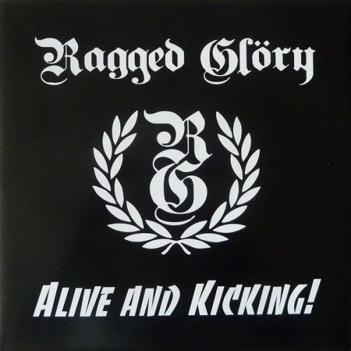 "RAGGED GLORY ""Alive and Kicking!"" EP"