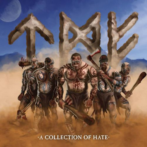 """TATTOOED MOTHER FUCKERS - """"A Collection of Hate"""" CDx2"""