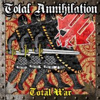 "TOTAL ANNIHILATION - ""Total War"" LP"