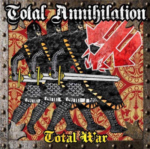"TOTAL ANNIHILATION - ""Total War"" LP"