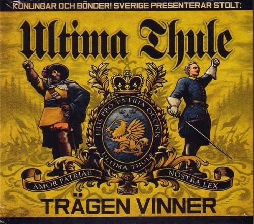 """ULTIMA THULE - """"Trägen Vinner"""" CD"""