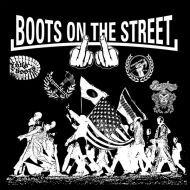 "VARIOUS ARTISTS ""Boots On The Street Vol. 2"" CD"