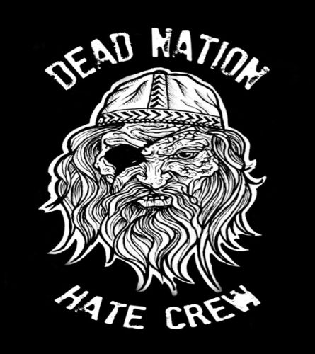 """DEAD NATION """"Hate Crew"""" EP"""