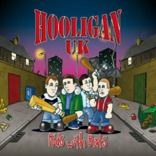 """HOOLIGAN UK """" Kids With Bats"""" LP"""