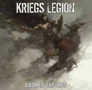"KRIEGS LEGION ""Awaken The Iron"" LP (2 Colors)"