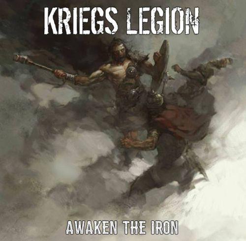 """KRIEGS LEGION """"Awaken The Iron"""" LP (2 Colors)"""