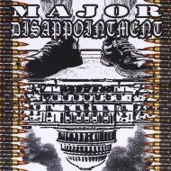 "MAJOR DISAPPOINTMENT ""Major Disappointment"" CD"