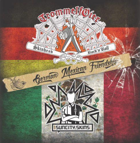 "TROMMELOIER/SUN CITY SKINS ""German Mexican Friendship"" EP"