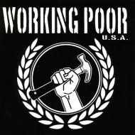 "WORKING POOR USA ""Working Poor"" EP (3 Colors)"